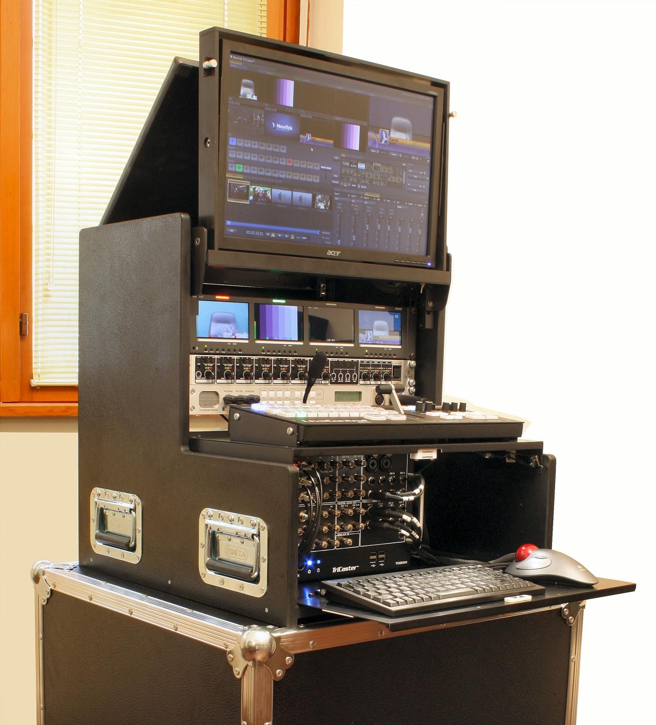 Virtual Home Design Studio: O.B. BOX Tricaster HD