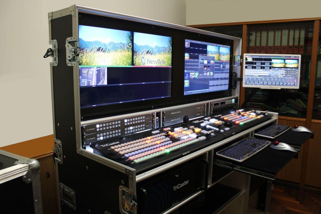 Elman sports mobile studio - Mobili studio registrazione ...