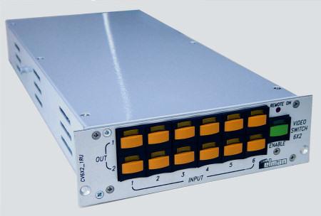 Elman Video Switcher 6x1 6x2